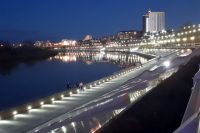 В Тюмени создали рабочую группу по развитию инфраструктуры набережной Туры