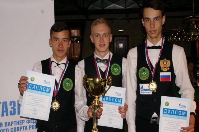 Юные спортсмены вернули в Хабаровск звание чемпионов