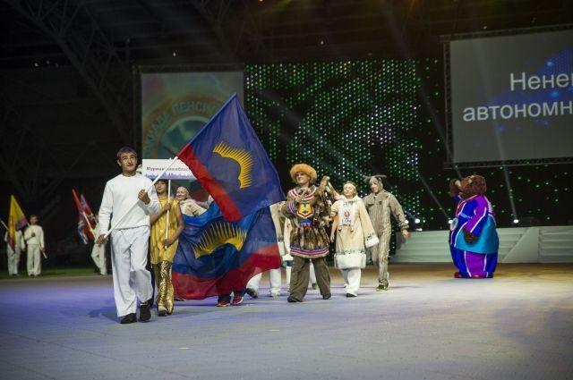 Юбилейная спартакиада пенсионеров прошла в Новосибирске.