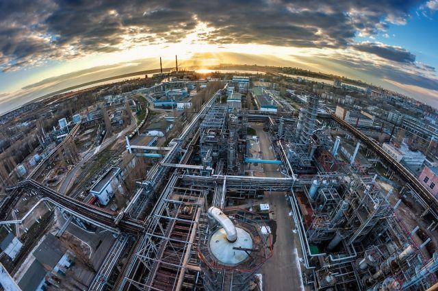 Зампредседателя правительства РФ оценит промышленную площадку СИБУРа