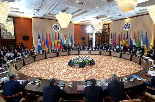 Украина закрыла свой офис в СНГ, но не вышла из организации