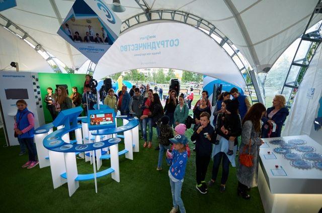 Жители Муравленко посетили инфопарк более 17 тысяч раз