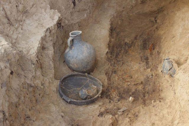 Две тюменки в составе международной экспедиции исследовали курган Туннуг