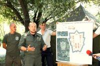 Проект крепости трижды поддержали на молодёжном форуме.