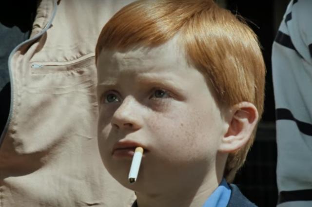 МОЗ: В Украине каждый второй ребенок пробовал сигареты
