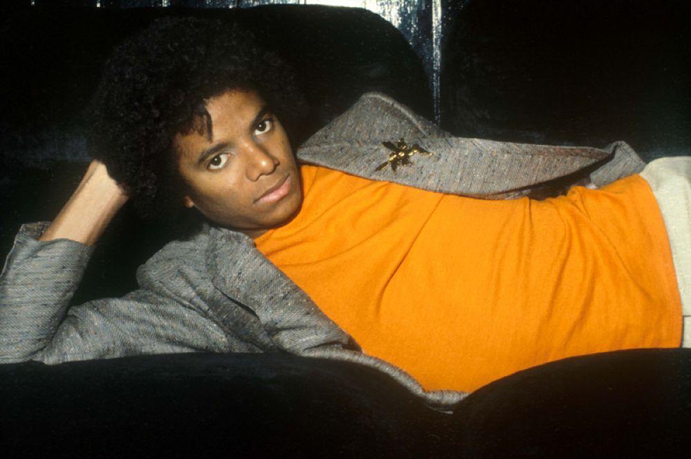 Майкл Джексон в отеле «Сонеста», Амстердам. Фотосессия была сделана в поддержку альбома «Off the Wall» в 1980 году.