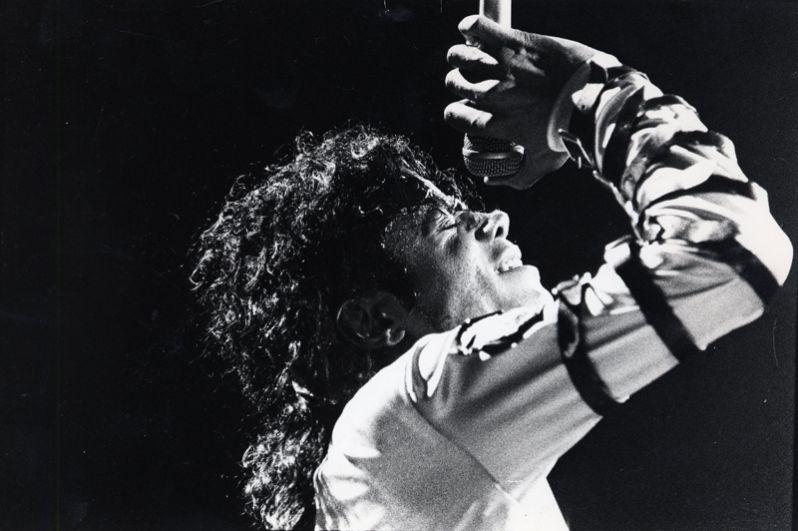 Концерт в Канзас-Сити, 1988 год.
