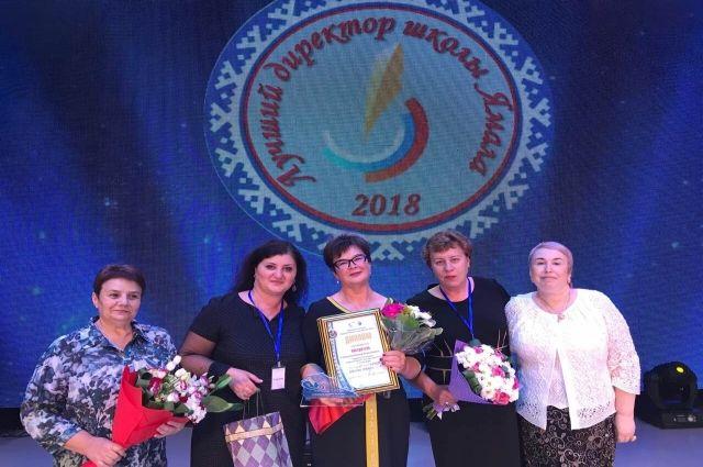 Лучшим директором школы стала Елена Савицкая из Салехарда