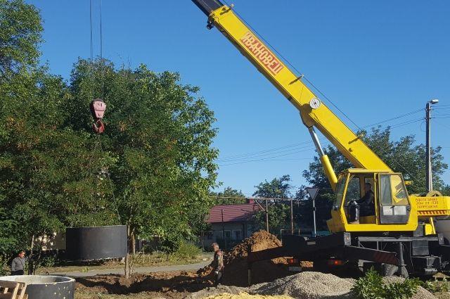 У компании есть вся техника, необходимая для современного и качественного строительства.