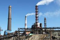 В Омске много предприятий, которые способны загрязнять атмосферу.