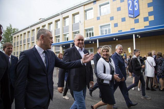 Школа №25 в Салаире стала девятой цифровой школой в Кузбассе и первой в Гурьевском районе.