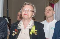 Сегодня Антонова - председатель Красноярской краевой организации «Блокадник».