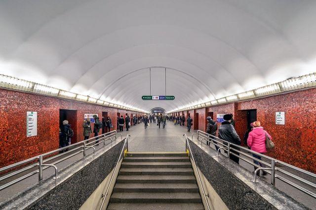 Станция метро «Маяковская» закроется наремонт впервом квартале 2020 года