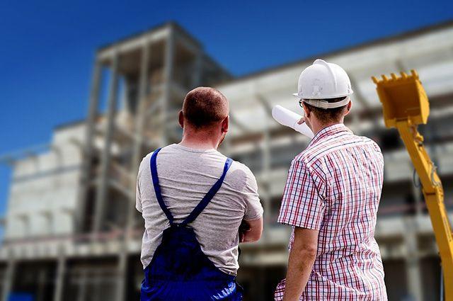 К концу года должны возвести 2,4 млн кв. м жилья.