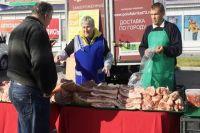В Ноябрьск на продуктовую ярмарку привезут мясо, чай и 20 тонн овощей