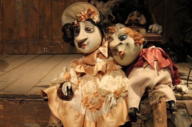 ВПензе пройдет международный фестиваль спектаклей театров кукол «Улитка»