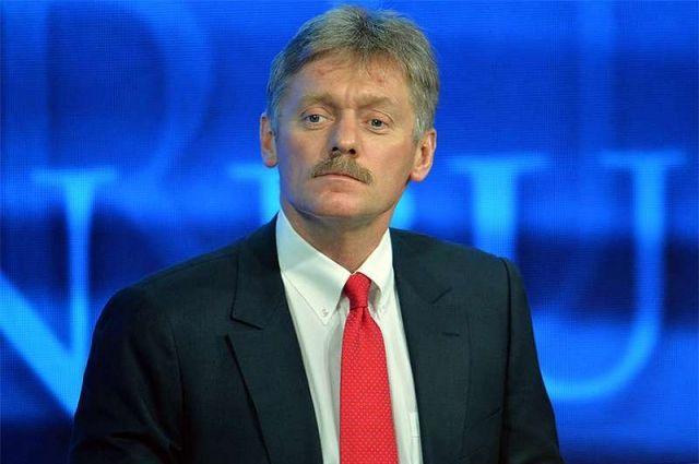 Песков прокомментировал решение Порошенко разорвать Договор о дружбе с РФ