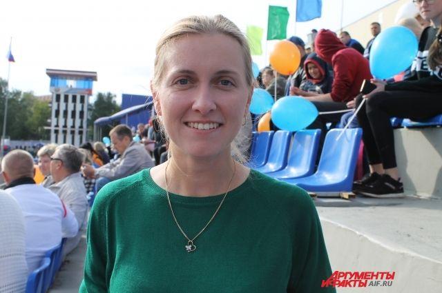 Сержант внутренней службы Анастасия Хомякова служит в МЧС уже три года.
