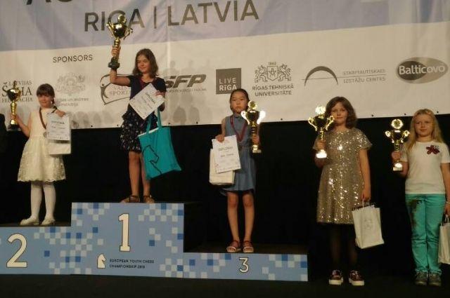 В первенстве Европы приняло участие 1074 шахматистов.