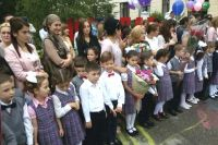 Более 200 тысяч ребят пойдут в 1 класс на Северном Кавказе.