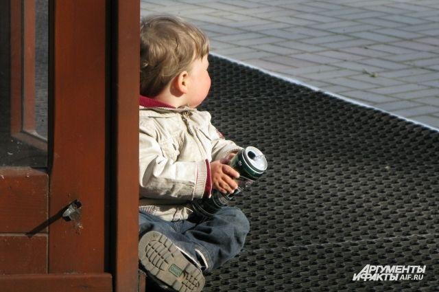 В Калининграде двое детей сбежали из детского сада.