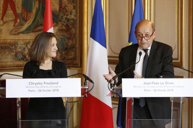 Миссии миротворцев на Донбассе не будет до наступления мира, - Франция