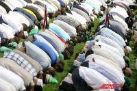 Неофиты пытаются влиться в мусульманское сообщество, начинают ходить в мечеть.