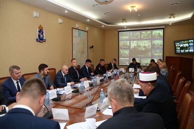 Основные нарушения антитеррористической безопасности назвали на Ямале