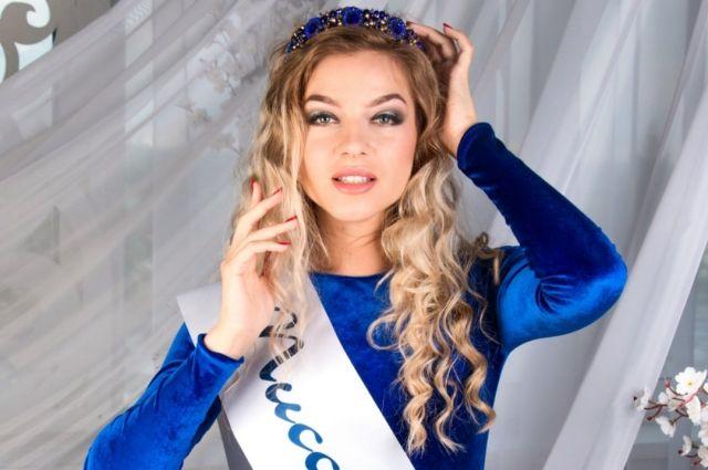 Новосибирская участница впервые поборется за победу в конкурсе красоты.