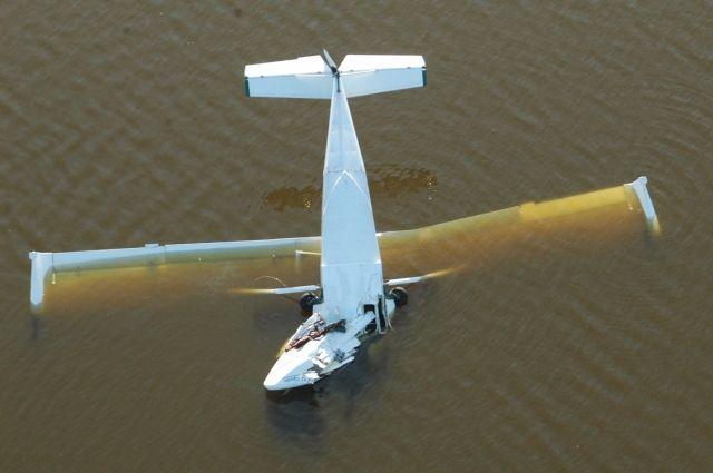 Тюменец, потерпевший крушение на самолете, летел за грибами