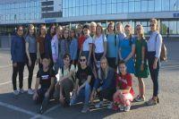Юные дипломаты Ямала участвуют в международной смене в Артеке