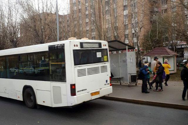 Маршрут №77 будет останавливаться возле детсада в районе ЖК Ново-Патрушево