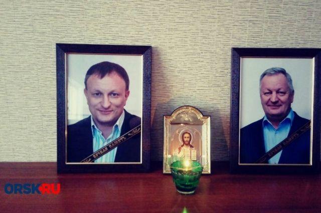 В Орск доставили тела еще двух погибших в крушении Ан-148.