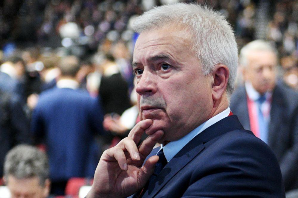 Президент «Лукойла» Вагит Алекперов.
