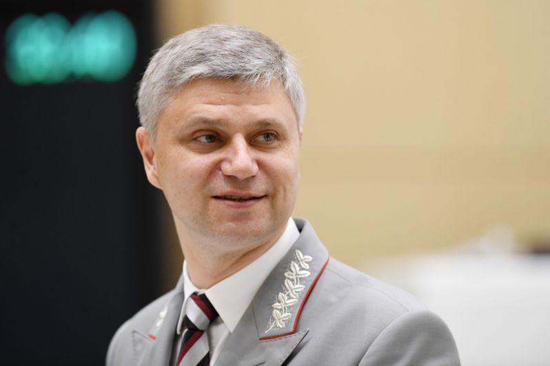 Генеральный директор РЖД Олег Белозеров.