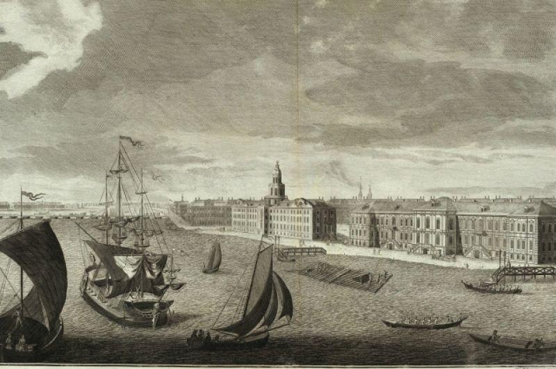 В 1708 году произошло наводнение, о котором в своем письме рапортовал Пётру I его сподвижник Александр Меншиков. К счастью, последствия подъема воды, не были катастрофичными.  «Третьего дни ветром вест-зюйд-вест такую воду нагнало, какой, сказывают, не бывало. У меня в хоромах было сверху пола 21 дюйм, а по городу и на другой стороне по улице свободно ездили на лодках. Однако же недолго держалась, менее трех часов. И зело было утешно смотреть, что люди по кровлям и по деревьям, будто во время потопа, сидели…», - писал он.