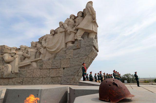 75 лет мира. На Дону отметили день освобождения от фашистских захватчиков