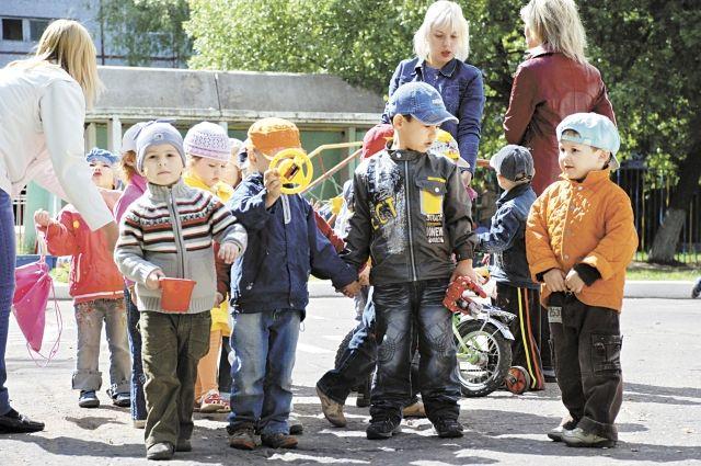 В краевом подразделении по чрезвычайным ситуациям успокоили, что никакой угрозы жизни и здоровью воспитанников детского сада, а также жителей микрорайона нет.