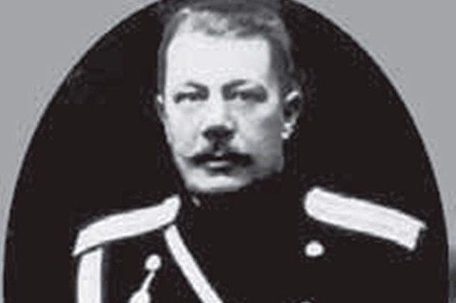 Александр фон Таубе/
