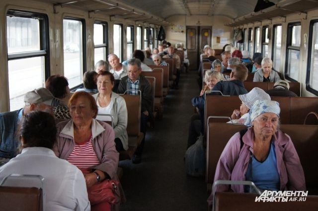 Из поселка Космодемьянского начнет ходить пригородный поезд.