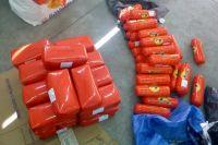 Калининградец заплатит штраф за нелегально ввезенные из Польши 620 кг сыра.