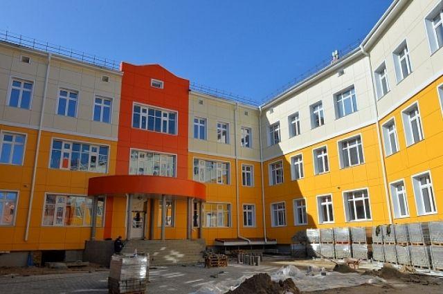 В Тарко-Сале новый корпус санаторной школы откроют в 2019 году
