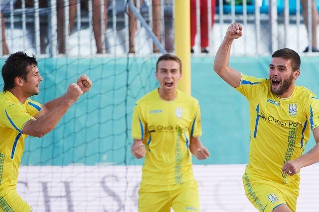 Суперфинал Евролиги по пляжному футболу: оглашен состав сборной Украины