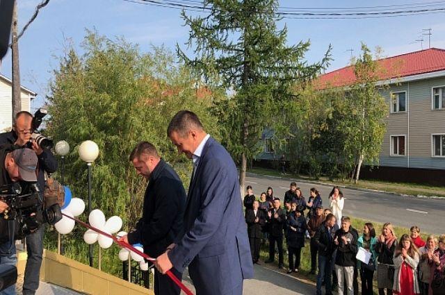 В Салехарде открыли корпус Ямальского полярного агроэкономического техникума