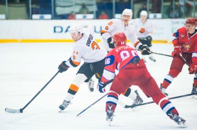 Игрока сталеваров Василия Хабарова признали лучшим нападающим турнира.