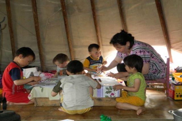В детских садах Пуровского района открыли еще две кочевые группы