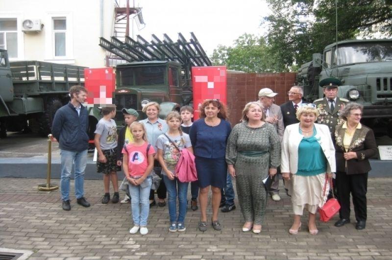 В торжестве, помимо сотрудников музея, участвовали неравнодушные к истории Дальнего Востока жители Хабаровска.