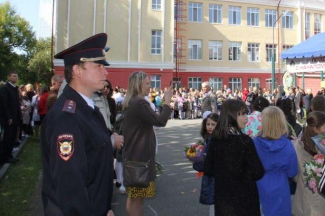 В Тюменской области первый учебный день прошел без происшествий