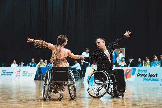 Тюменские танцоры на колясках примут участие в «Кубке Континентов»