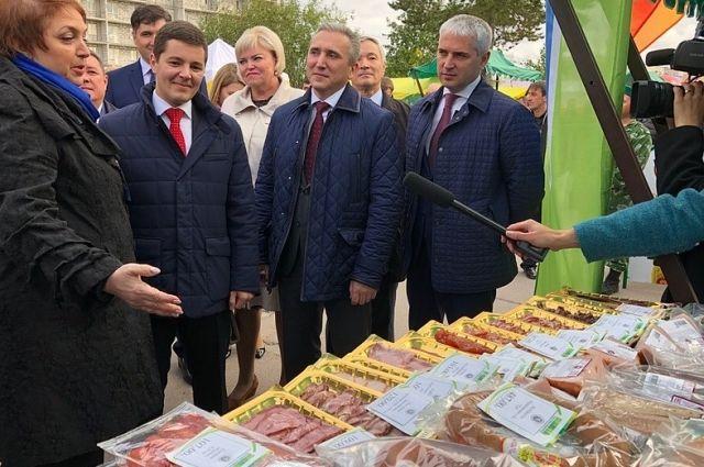 Александр Моор: «Присутствие тюменских АПК на севере - важнейшая задача»